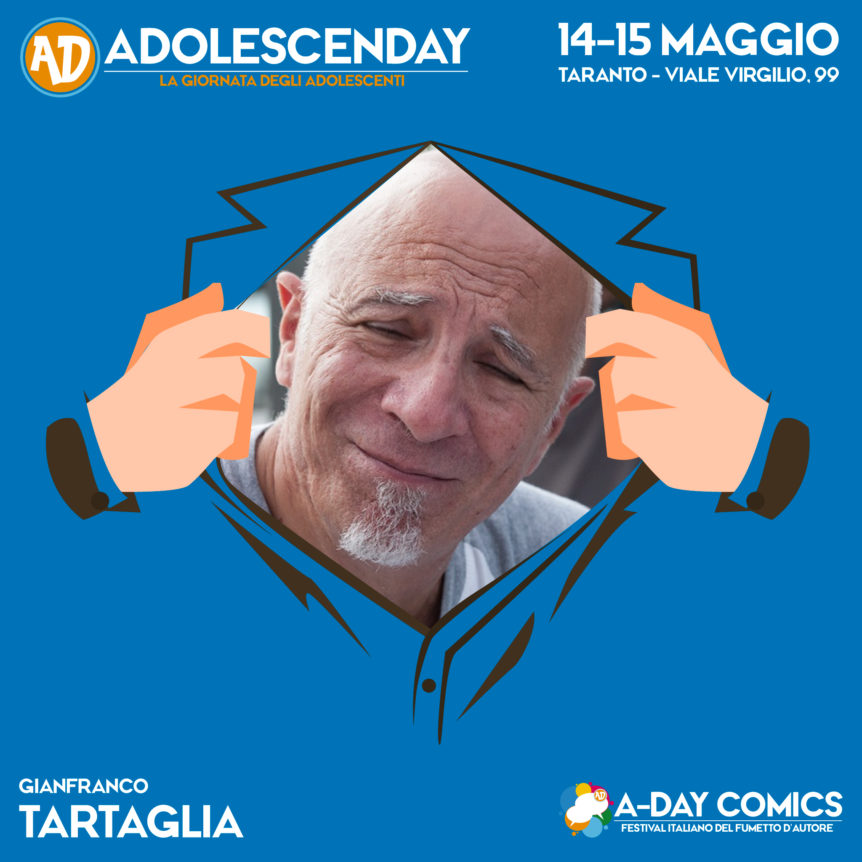 Adolescenday Gianfranco Tartaglia