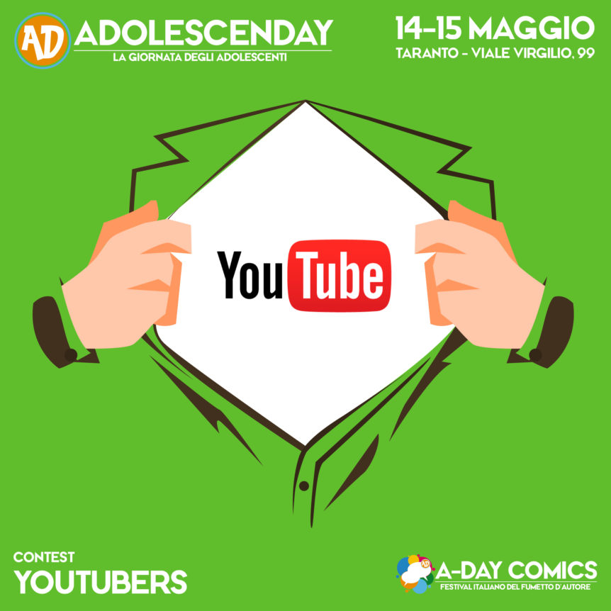 adolescenday-Youtubers